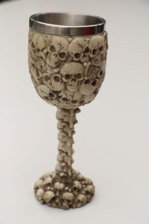 Cup of Death - Medium Skulls
