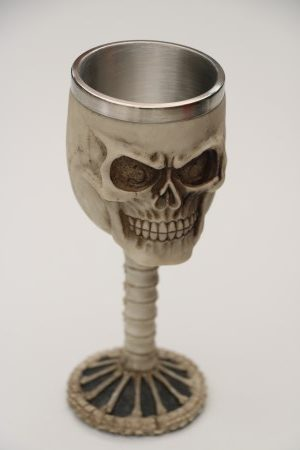 Cup of Death Single Skull