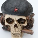 Skull Money-Box Che Guevara