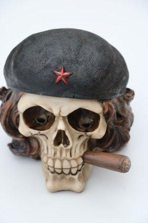 Skull Money-Box Che Guevara