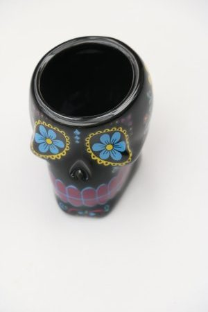 Skull Shooter Cup Black